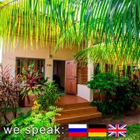 Nai Harn Beach Private Bungalow with Terrace and Garden