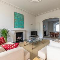 Kensington bright flat for 4, 15 min to Hyde Park
