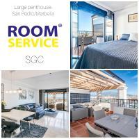 SGC- Spacious penthouse San Pedro