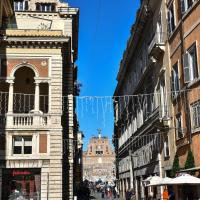 "Stylish apartment in central Rome ""Centro Storico"""