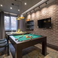 Sofia Dream Apartment - Designer Two Bedroom Two Bathroom on Hristo Botev