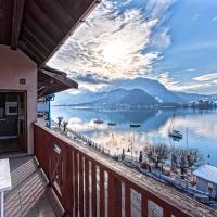 T2 Résidence du Port - Vue Lac et Montagnes.