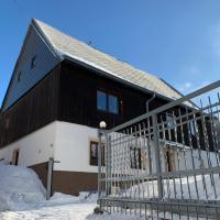 Vybavený apartmán v lyžařském středisku Mikulov v Krušných horách