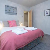Ultra modern 1 bed garden flat