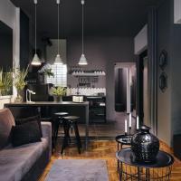Novel, A Luxury Apartment