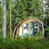 Hidden House Pirttijärvi, hotel in Jämsä