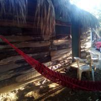 Rento cabaña rústica en Zipolite