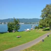 Zurich City Lakeside