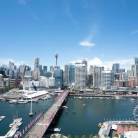 MP50-Top location with view in Pyrmont near Darling Harbour