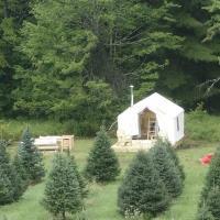 Tentrr - High Meadow Tree Farm