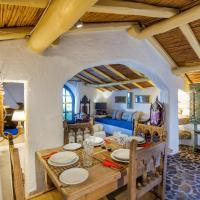"Luxury Cottage a San Pantaleo. Casa ""Il Glicine"""
