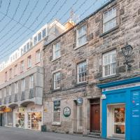 Cosy Holiday Apartment in Edinburgh City Centre, Rose Street
