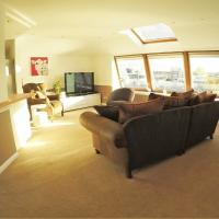 Glasgow Luxury 2 Bedroom penthouse, SEC Hydro Armadillo BBC STV, City Centre