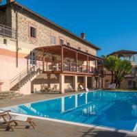 Cremolino Villa Sleeps 19 Pool WiFi