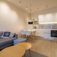 Nadmorski Dwor Wood Apartment