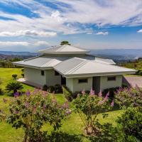 GRECIA, COSTA RICA MOUNTAIN ESTATE GUEST HOME 2/2 ALL FURNISHED