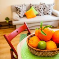 Green Orange Apartment
