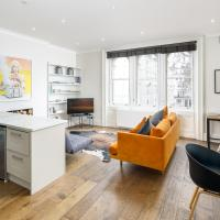 1 bed in a leafy square near Paddington
