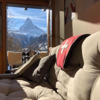 Apartment with beautiful views in Zermatt