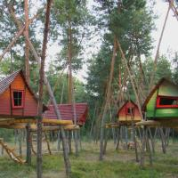 Kulturinsel-Secret World of Turisedia: Bird's Nest Tree Hut
