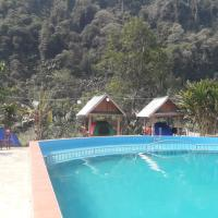 Swimming Pool Camping Site