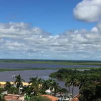 linda vista do pantanal