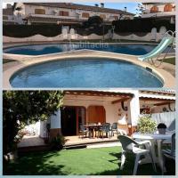 Wonderful Beach House with 2 Pools