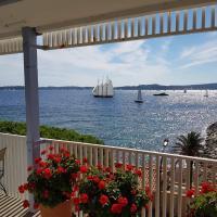 Duplex cinq étoiles de la Baie de st Tropez