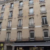Appartement F2 aux portes de Paris 17ème
