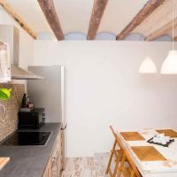 Apartamento en el corazón de Tarragona. Planta baja con patio.