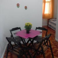 Studio para 4 pessoas no Centro do Rio