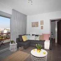 Edem Beach apartment with mountainview