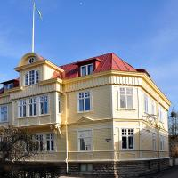 Pensionat Solgården, hotell i Vadstena