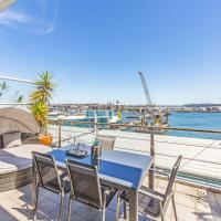 Luxury 3BR, 1.5 Bath Penthouse with Fabulous Views