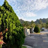 Bayu damansara villa garden