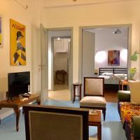 PopUp Art Apartment 2 - Bohemian Style