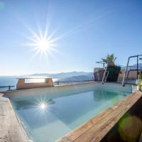 ALTIDO Astonishing Sea view Apartment in Verezzi