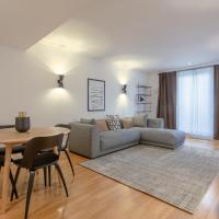 2 Bedroom Flat in Chelsea with Pool and Garden
