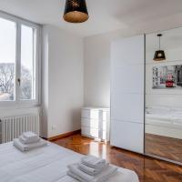 Bright flat in Affori Milano