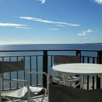 Ballenas desde el balcon