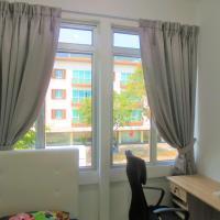 Balcony Window room2 tiong bahru near SGH