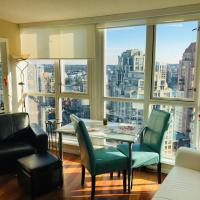 Amazing Views from City Heart Condo in Yaletown