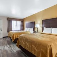 Quality Inn & Suites near Downtown Mesa