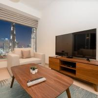 Panoramic Burj Khalifa View 2 Bedroom Apartment, Burj Views Tower