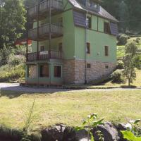 Ferienhaus zum Kirnitzschtal