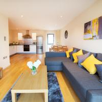Stylish & Cosy Apt City Centre Sleeps 6