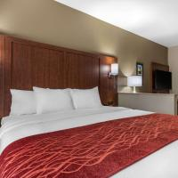 Comfort Inn & Suites Montgomery East Carmichael Rd