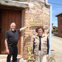 Refugio peregrinos Acacio & Orietta