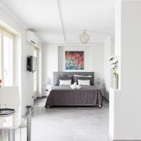 Penthouse 40 in Trastevere with a huge Terrace