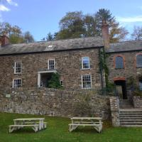 The Farmhouse at Bodnant Welsh Food